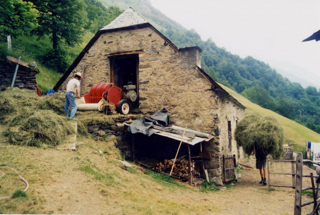 Ancienne bergerie à Cauterets